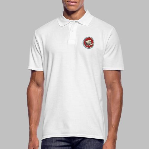 Odznaka działa polowego - Koszulka polo męska
