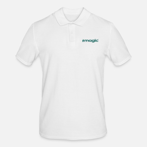 # magic - Männer Poloshirt