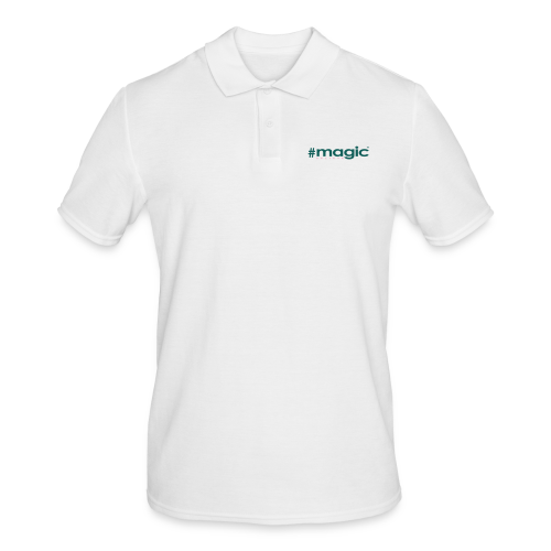 # magic - Männer Poloshirt