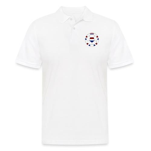 Niederlande Fußball - Männer Poloshirt