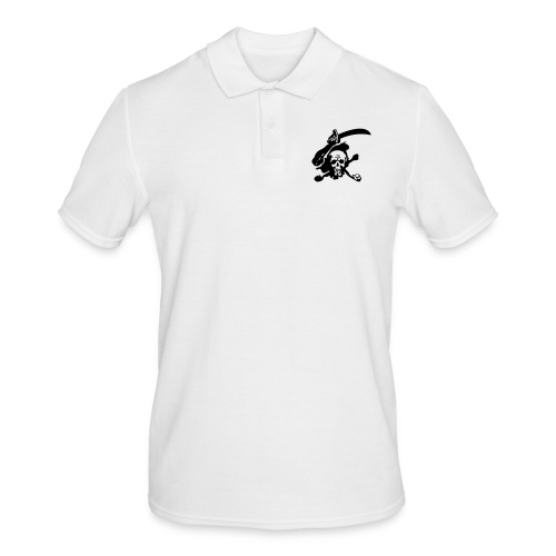 Skull Attack - Men's Polo Shirt
