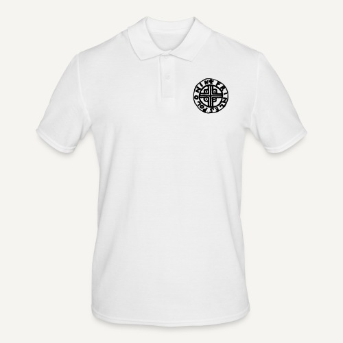 denarrev - Koszulka polo męska