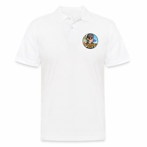 Robbery Bob Button - Men's Polo Shirt