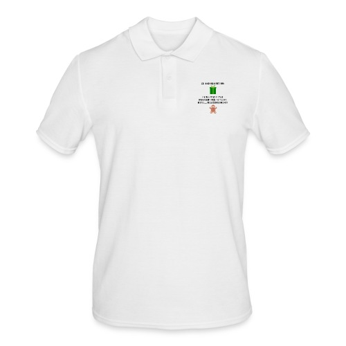 T-shirt cadeau de Noël - Polo Homme