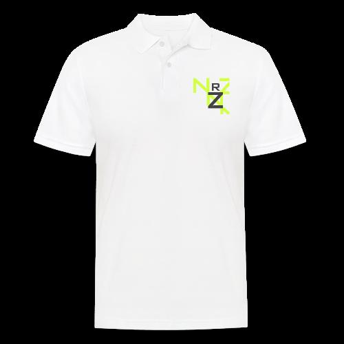 Nörthstat Group™ Clear Transparent Main Logo - Men's Polo Shirt