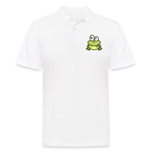 Frog Tshirt - Men's Polo Shirt