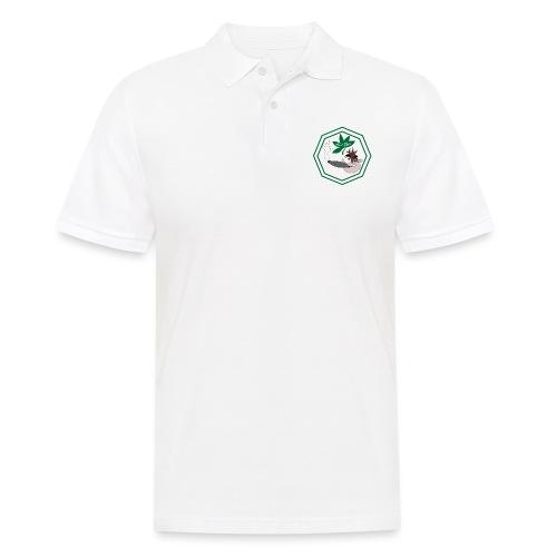 MONKEY SMOKING - Men's Polo Shirt