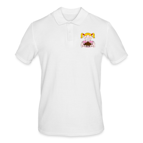 Trudy Walker Poo - Men's Polo Shirt