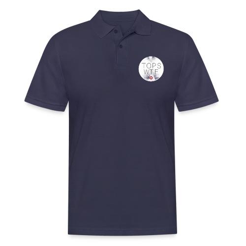 Official TOPS WTF T-Shirt - Men's Polo Shirt