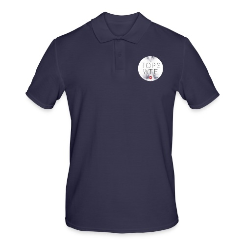 Official TOPS WTF T-Shirt - Men's Polo Shirt