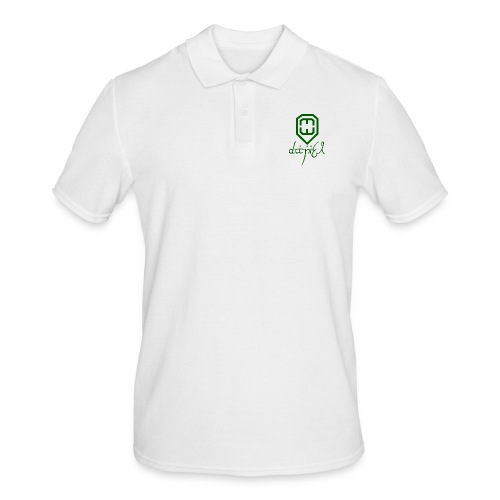 Cup logo Dan - Men's Polo Shirt