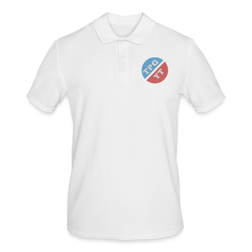 The Official TPG Cap - Men's Polo Shirt