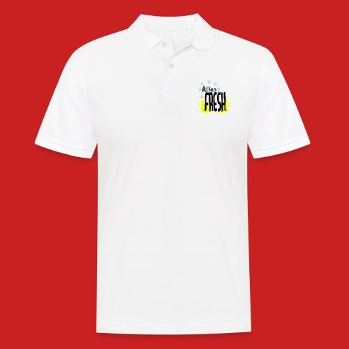 Alles Fresh / Frisch Sommer Eis - Männer Poloshirt