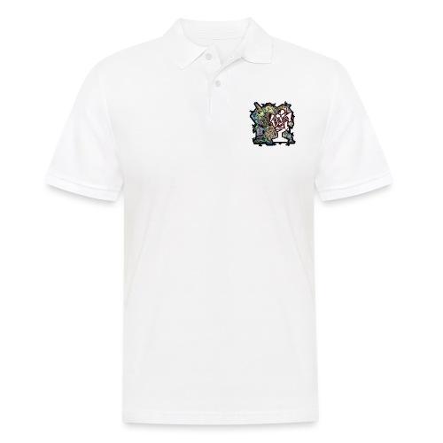 Transparent Connections - Men's Polo Shirt