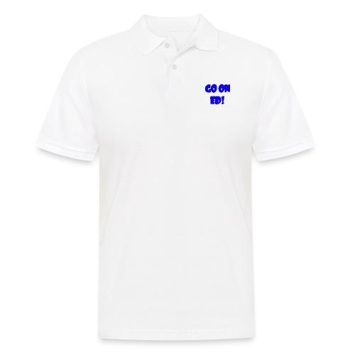 Go on Ed - Men's Polo Shirt