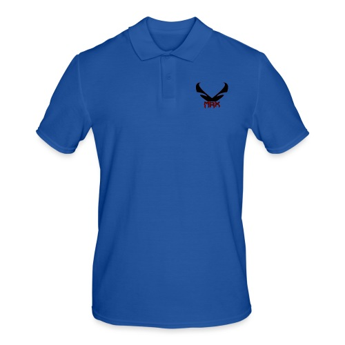 Black MRX - Männer Poloshirt