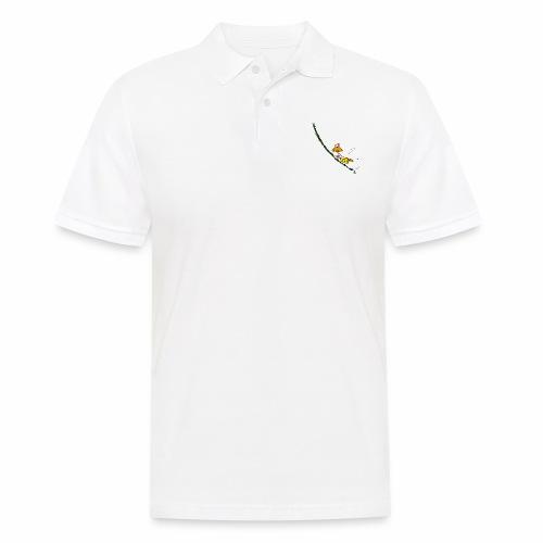 cartoon_Kleimdesign_tarze - Männer Poloshirt