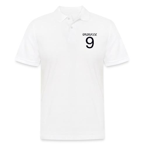 Goldgasse 9 - Back - Men's Polo Shirt