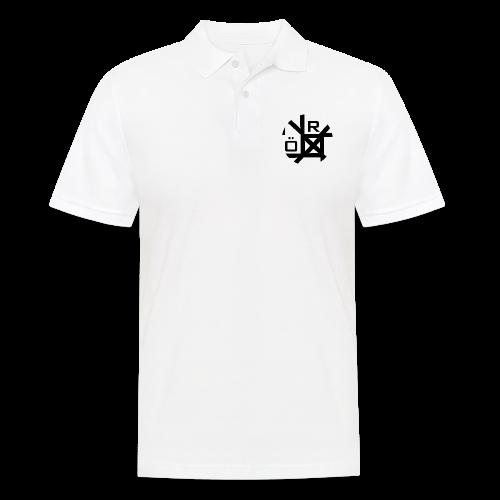 Nörthstat Group™ TecH | iCon - WHT.Knapsack - Men's Polo Shirt