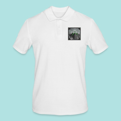 Invaders_sized4t-shirt - Men's Polo Shirt