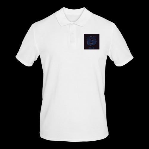 DJS_Logo - Men's Polo Shirt