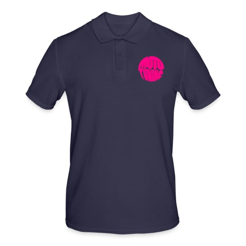 MotoTuning Pink - Men's Polo Shirt