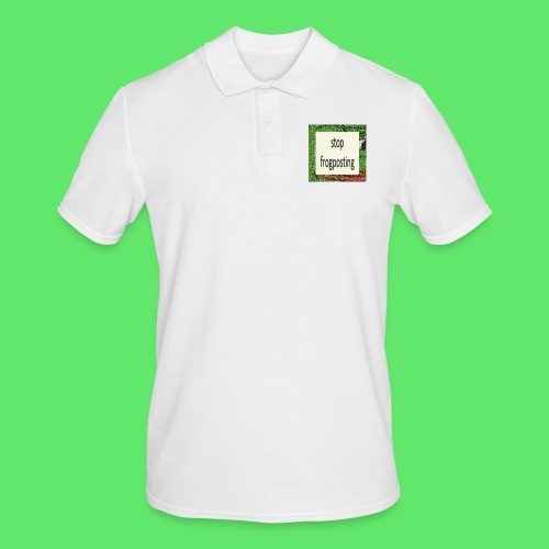 Frogposter - Men's Polo Shirt