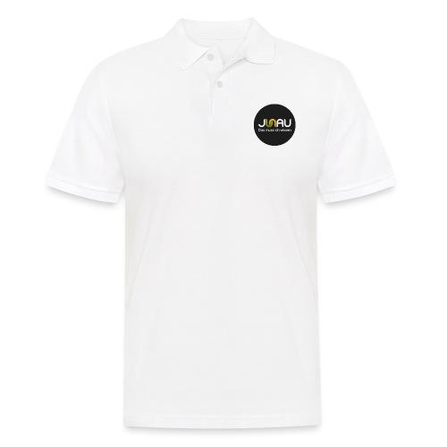 JUNAU - Das muss ich Wissen (rund) - Männer Poloshirt
