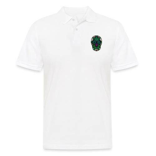 Sugar Skull - Men's Polo Shirt