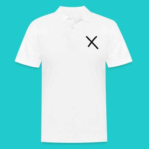 X - Männer Poloshirt