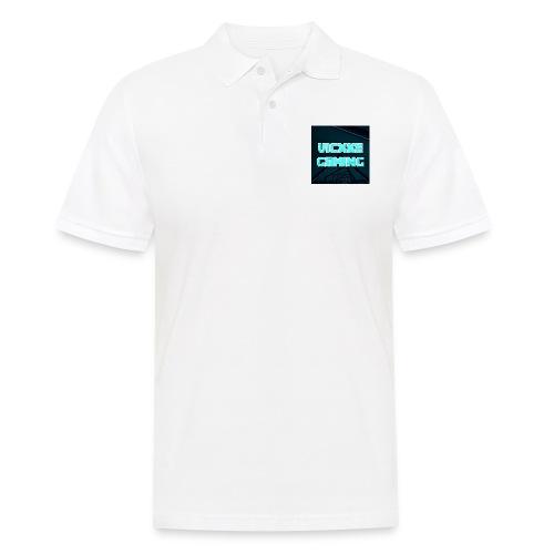 Vic_Logo - Mannen poloshirt