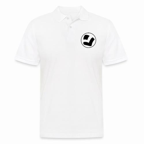 LaidPark Black Logo - Miesten pikeepaita