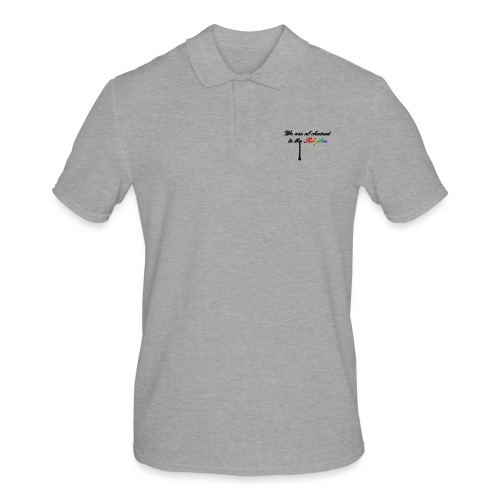 We Are Al Chained To The Rhythm - Mannen poloshirt