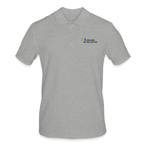 Emergency Gay Services - Mannen poloshirt