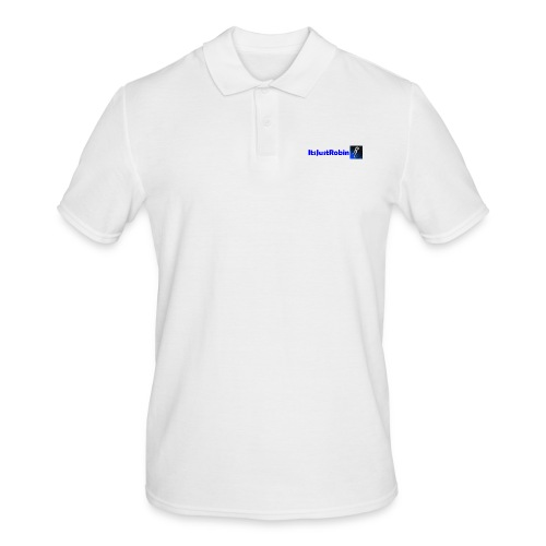 Eerste design. - Men's Polo Shirt