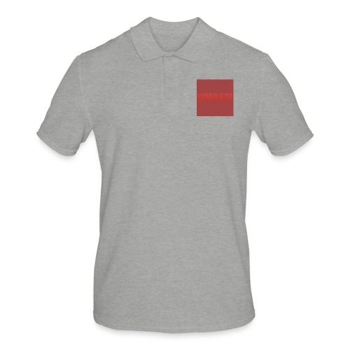 CHANNEL BANNER - Men's Polo Shirt