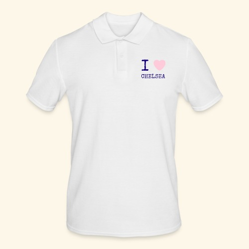 I Love Chelsea 2017 - Men's Polo Shirt
