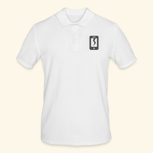 Tech Destruction - Men's Polo Shirt