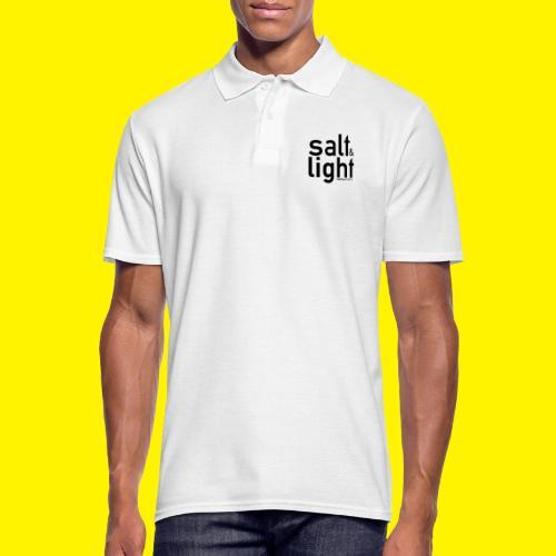 Salt & Light - Matthew 5: 13-14 - Men's Polo Shirt