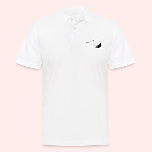 Fingermouth - Männer Poloshirt