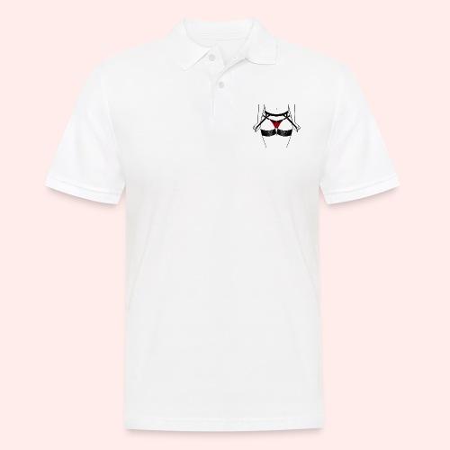 Lingerie - Männer Poloshirt