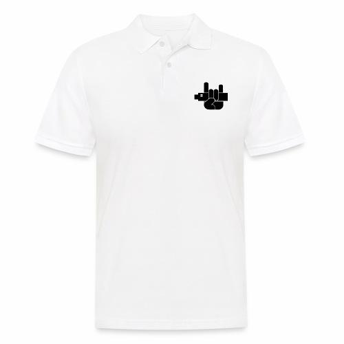vape on - Männer Poloshirt