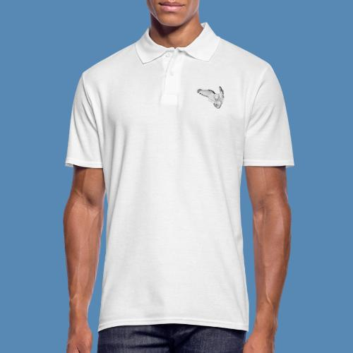 Chouette origami - Polo Homme