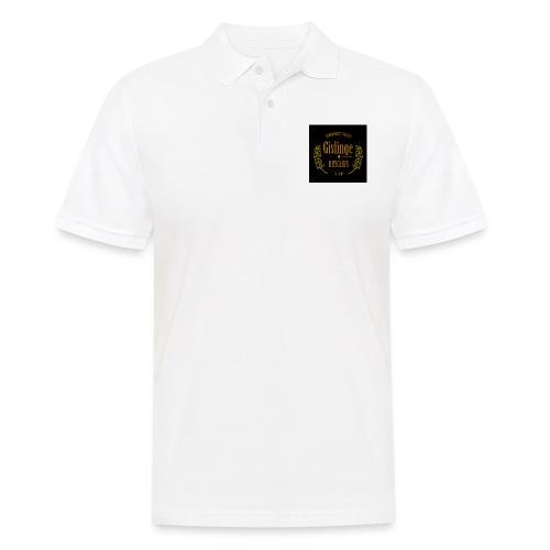 Sort logo 2017 - Herre poloshirt