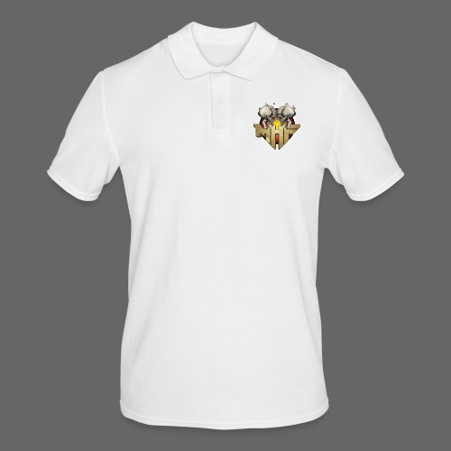 new mhf logo - Men's Polo Shirt