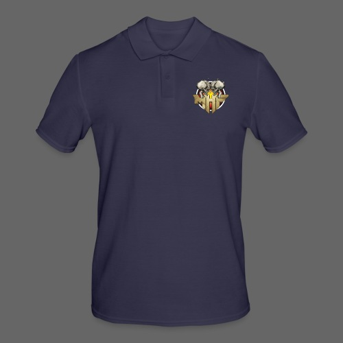 new mhf logo - Men's Polo Shirt