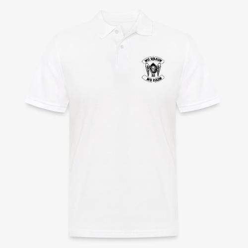 RBNDLX SHIRT - MC LOGO WITH SENTENCE - Männer Poloshirt