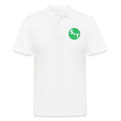 ST Main Logo - Men's Polo Shirt