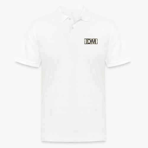 Urban Camo - Brown - Men's Polo Shirt