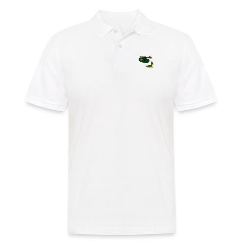 Sloth + Llama - Men's Polo Shirt